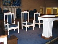 chancel furniture