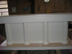 custom communion table