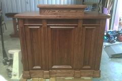 Custom Built Pulpit