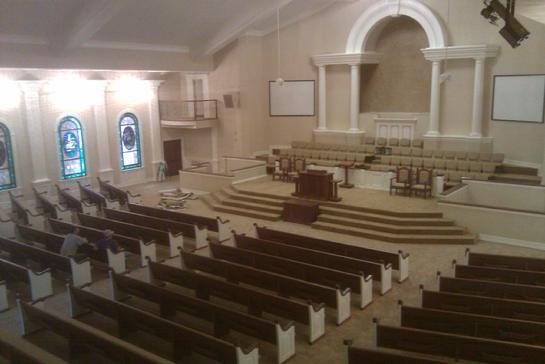 Handcrafted Church Pews And Furniture